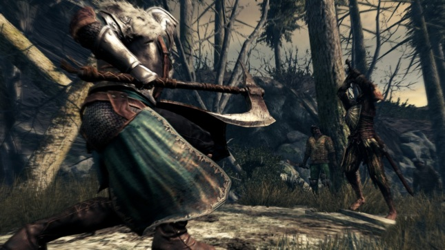 Dark Souls 2 XboxOne Gameplay Screenshot