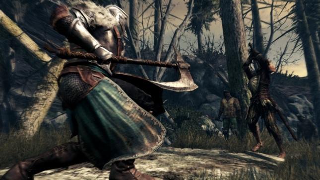 Dark Souls 2 XboxOne Gameplay Screenshot