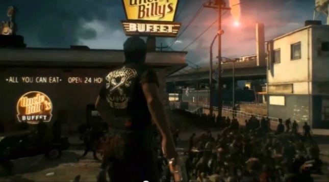 Dead Rising 3 XboxOne Gameplay Screenshot