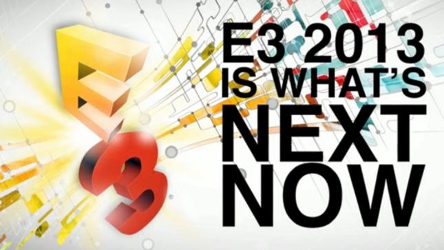 E3 2013 Banner Artwork
