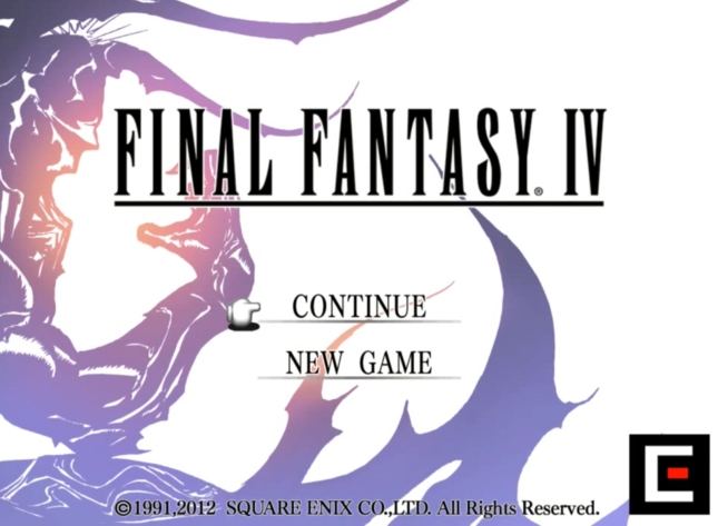 Final Fantasy IV Android Wallpaper
