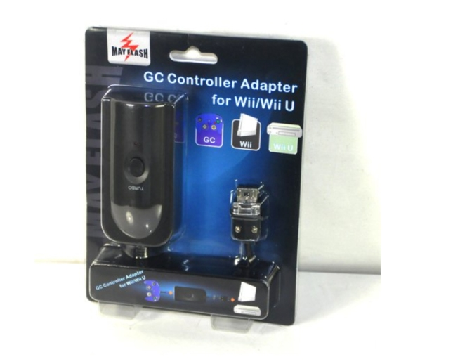 GameCube Wii U Controller Adapter