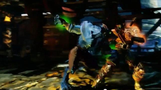 Killer Instinct 3 XboxOne Gameplay Screenshot