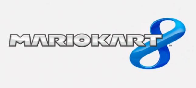 Mario Kart 8 Logo WiiU
