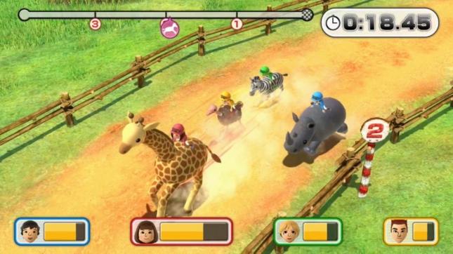 Mii Mario Party Action Er Wii U Party Gameplay Screenshot (WiiU)