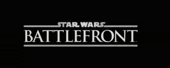 Star Wars Battlefront XboxOne, PS4, PC logo