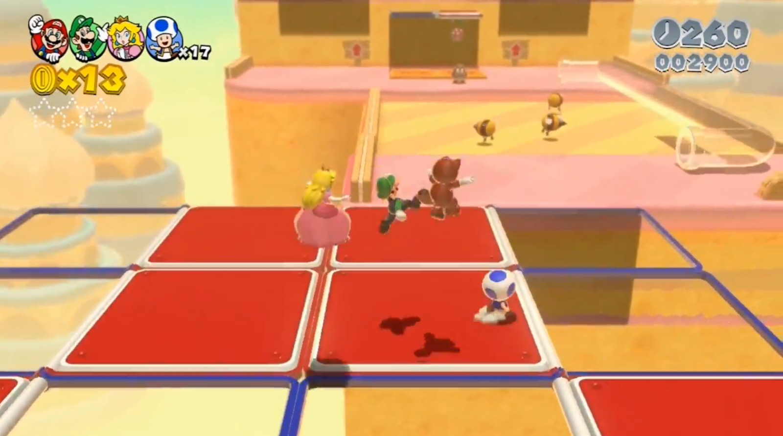 4 player games for wii u