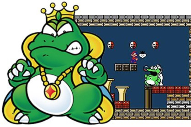 Wart In Super Mario 3D World? Yes Please! Artwork From Super Mario Bros. 2
