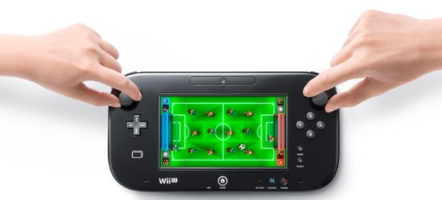 Wii Party U GamePad Boardgame Screenshot (WiiU)