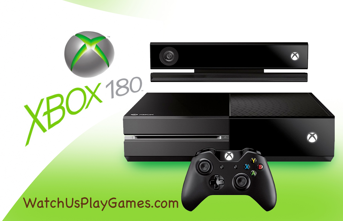 Xbox 180 Portable The gallery for -->...