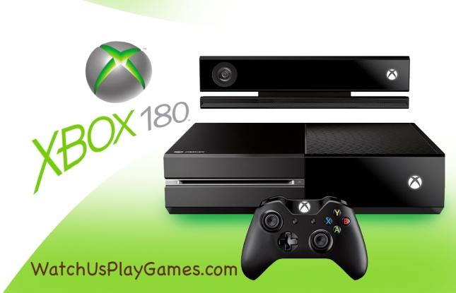 Xbox180 XboxOne