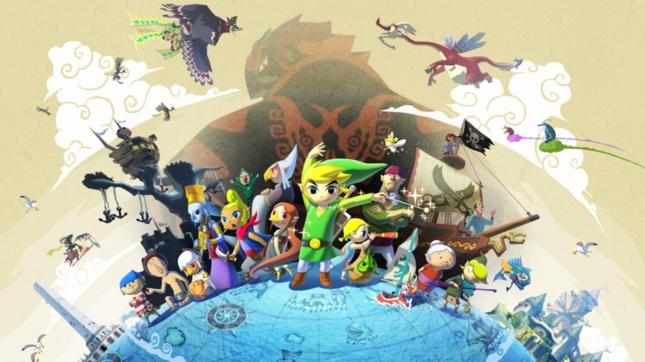 Zelda Wind Waker HD Wallpaper Ganondorf And Cast of Characters